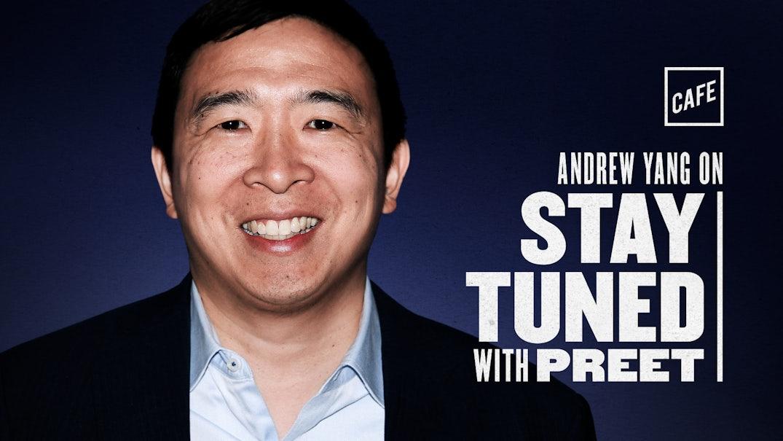 Preet Bharara interviews Andrew Yang on 2020, Preet Bharara election issues,